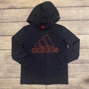 Adidas hoodie size 6